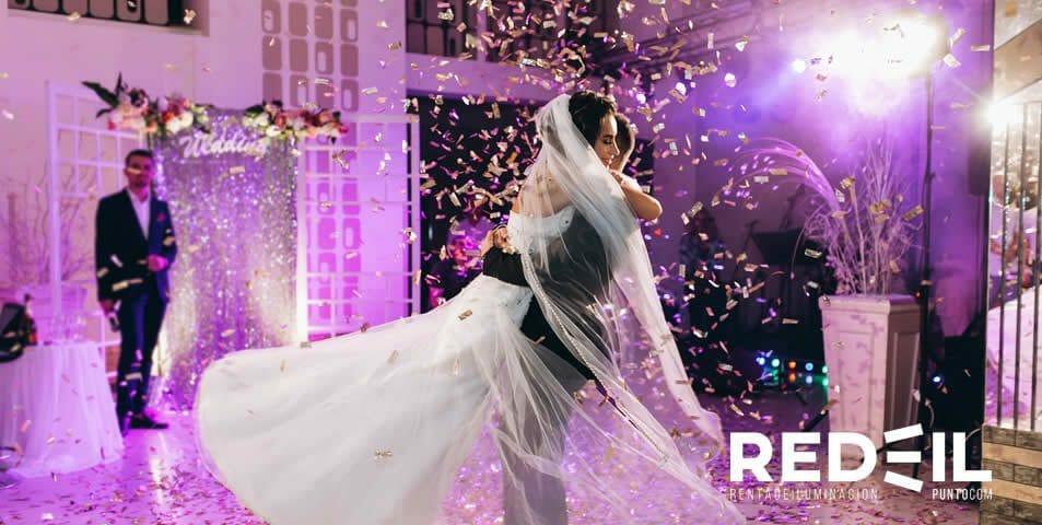 tips para iluminar boda